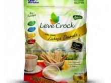 Foto do produto Palitos salgados de Linhaça Dourada 150g - Leve Crock