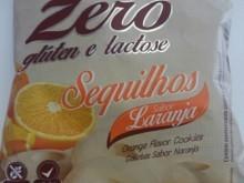 Foto do produto Biscoito Sequilhos sabor Laranja 150g - Nazinha