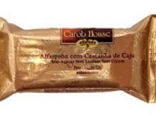 Foto do produto Alfarroba com castanha de caju 12g - CarobHouse
