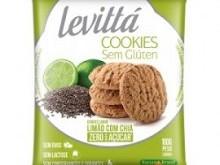Foto do produto Cookies Limão com Chia 100g - Levittá