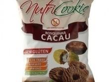Foto do produto Rosquinha Cacau - 120 g Nutri Cookies