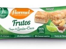 Foto do produto Barra de frutos limão e coco 27 g - Flormel