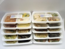Foto da categoria Kit VIDA LEVE II - 5 dias (6 pratos, 2 sopas e 2 pizzas)