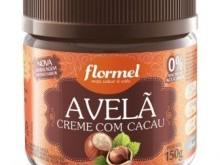 Foto do produto Creme de Avelã com Cacau Zero 150g - Flormel