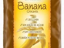 Foto do produto Banana Crocante 20 g - Jasmine