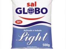 Foto do produto Sal Light 500g - Globo