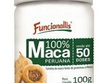 Foto do produto Maca Peruana em pó 100g - Jasmine