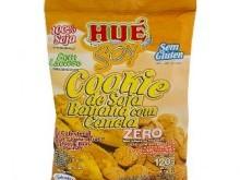 Foto do produto Cookie de soja banana com canela - 120 g - Hué