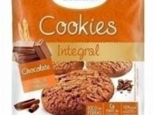 Foto do produto Cookies Integral gotas de chocolate 200g - Jasmine