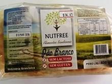 Foto do produto Pão Branco sem glúten 400g - Nutfree