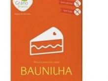 Foto do produto Mistura para bolo sabor Baunilha 400g - Grano Brasilis