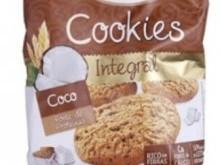 Foto do produto Cookie Integral sabor coco - 200 g - Jasmine