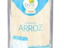 Foto do produto Farinha de Arroz 400g - Grano Brasilis