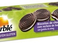Foto do produto Biscoito de Chocolate com baunilha 125 g - Gerble
