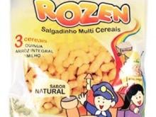 Foto do produto Salgadinho Multi Cereais 35 g - Okoshi