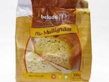 Foto do produto Mistura para Pão Multigrãos 500g - Beladri