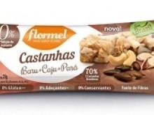 Foto do produto Barra Castanhas Baru+Caju+Pará 27g - Flormel
