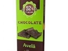 Foto do produto Chocolate 52% sem Açúcar Avelã 20g - Flormel